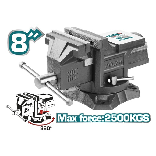 [THT6186] Bench Vice 200mm 8""
