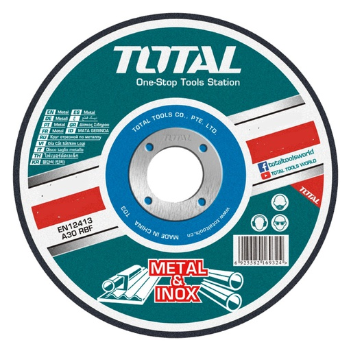 [TAC2212301] 230mm 3.0mm Abrasive Metal Cutting Disc