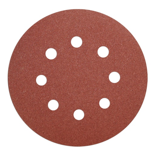 [TAC731501] 3Pcs, 150mm Sanding Sheet For Random Orbit Sander